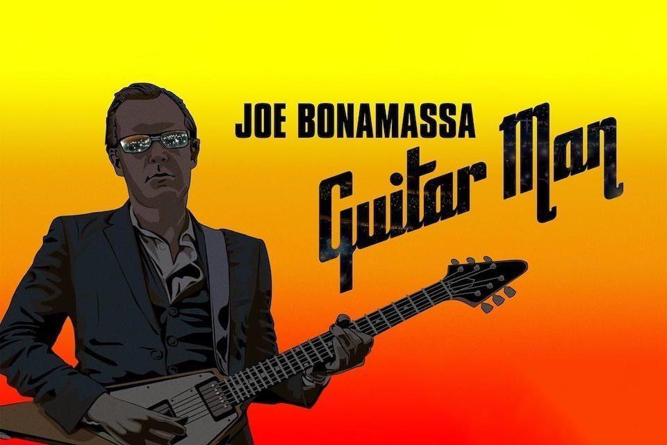 В декабре выйдет документальный фильм о Джо Бонамасса «Guitar Man»