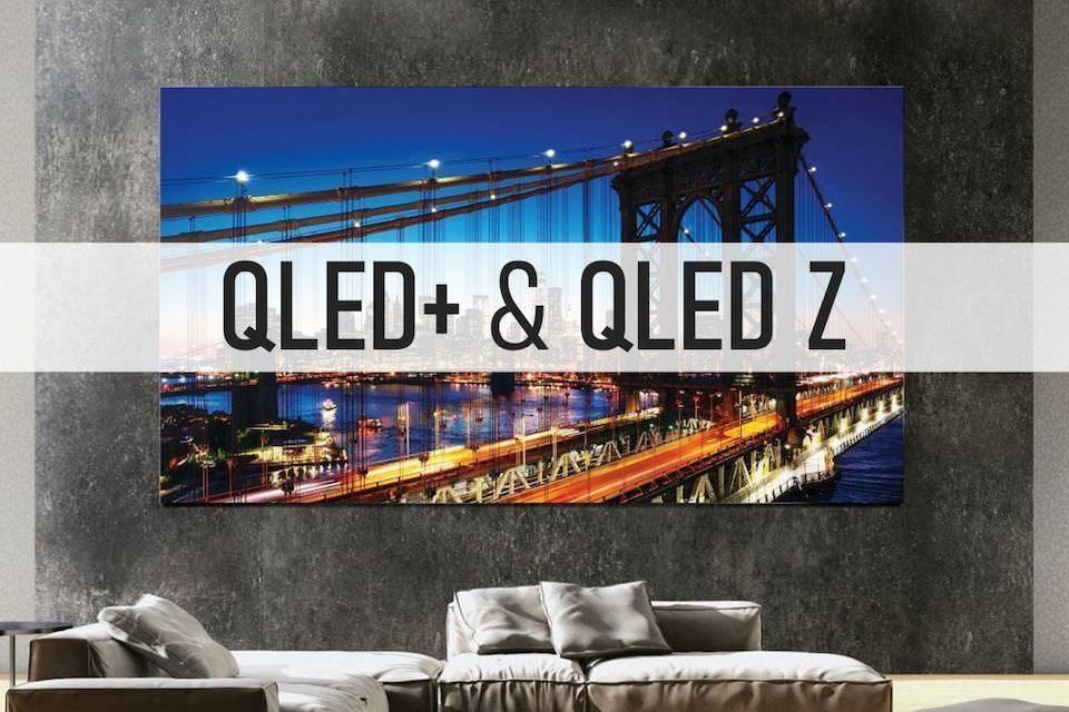 Samsung зарегистрировала товарные знаки QLED Neo, QLED+ и QLED Platinum для телевизоров 2021 года