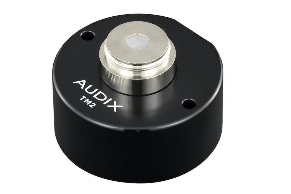 Audix TM2: муфта для измерения характеристик внутриканальных наушников в полевых условиях