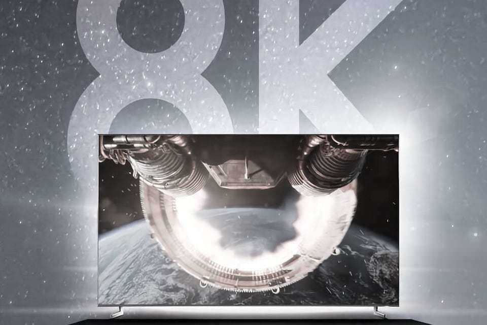 Коронавирус и отмененные Олимпийские игры нарушили планы производителей 8K-телевизоров