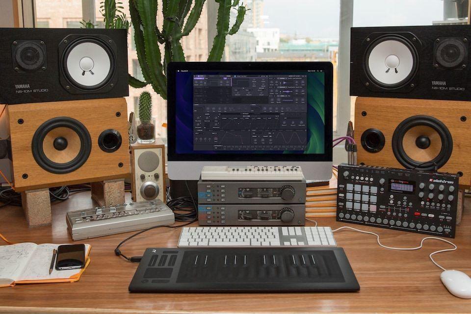 Roli выпустила программный синтезатор с поддержкой MPE-технологии Equator2