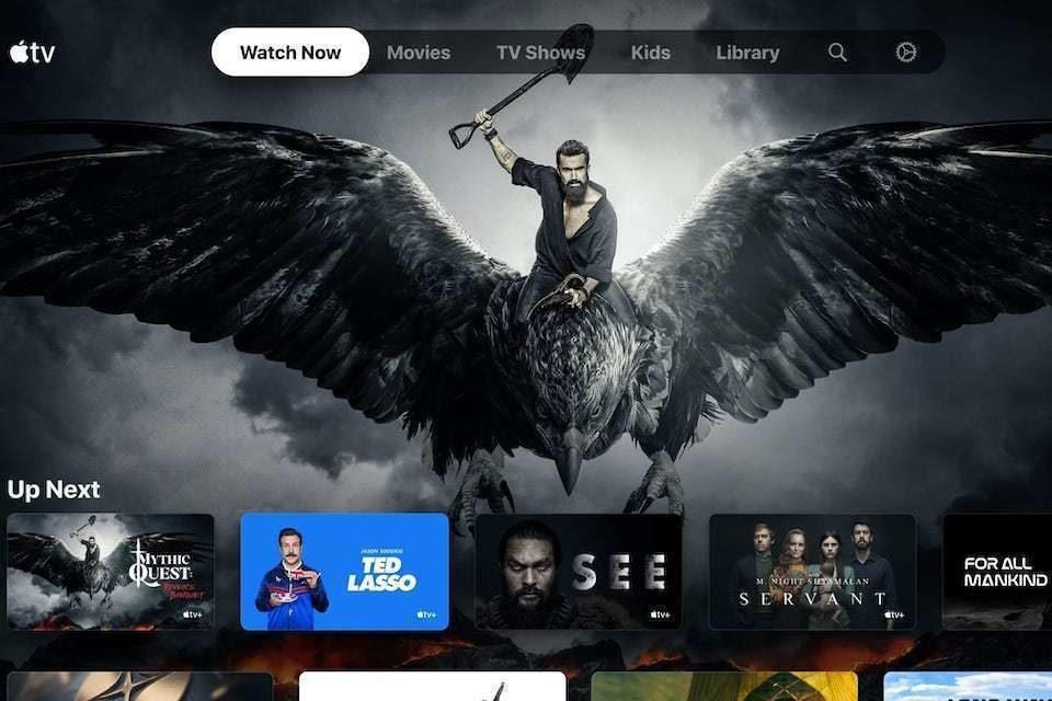 Приложение Apple TV будет доступно на консолях Xbox