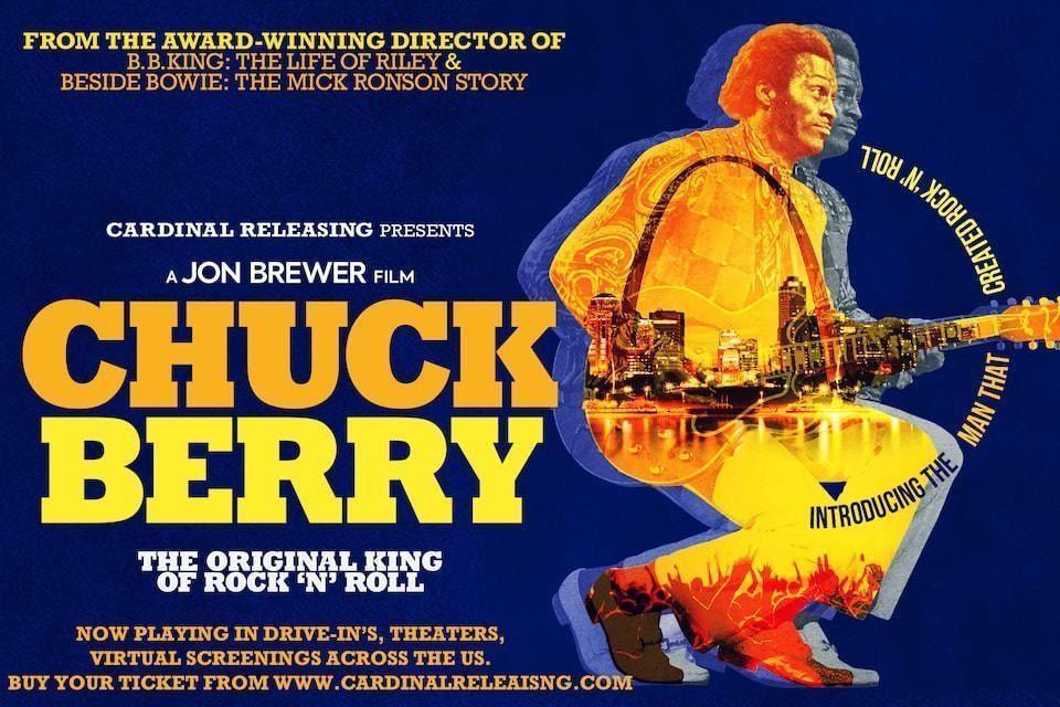 Фильм о Чаке Берри «Chuck Berry: The Original King Of Rock 'N' Roll» выйдет на Blu-ray