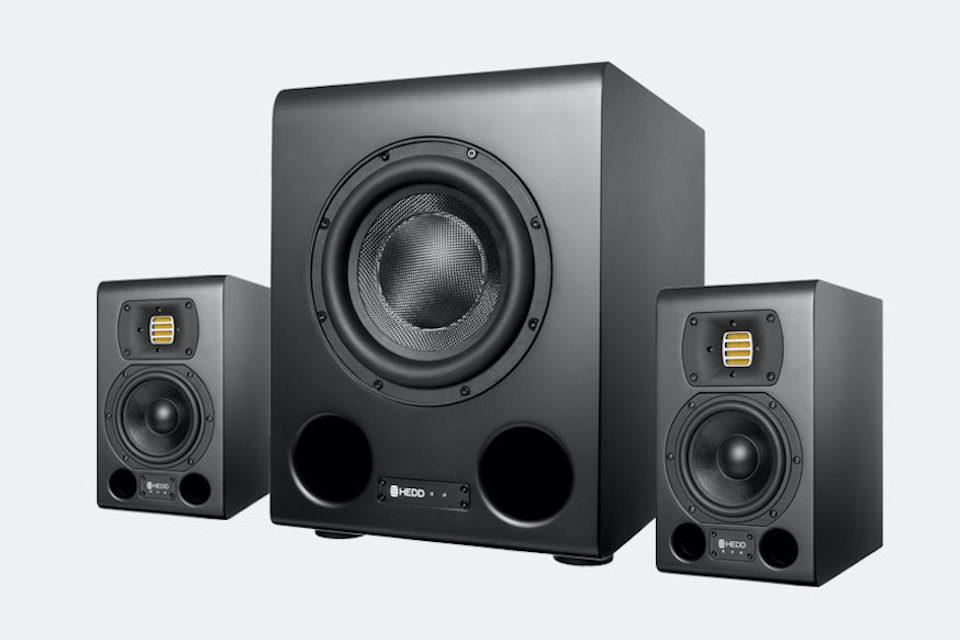 Профессиональные мониторы MK2 и сабвуферы Bass от HEDD Audio: фильтрация Linearise и заглушки CoP