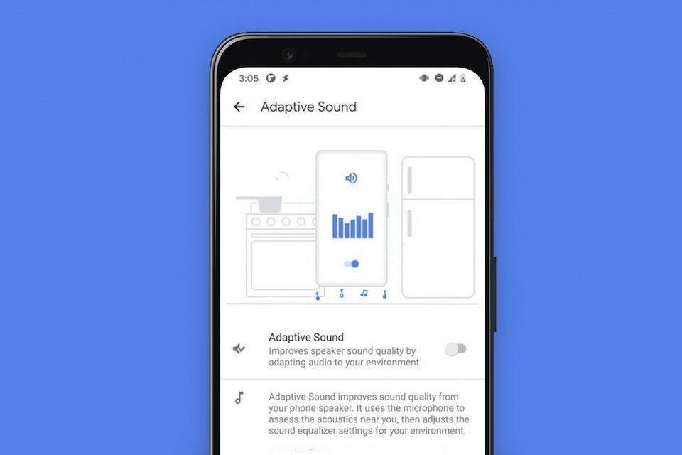Google оснастит смартфоны Pixel технологией автоподстройки звука под окружающую обстановку