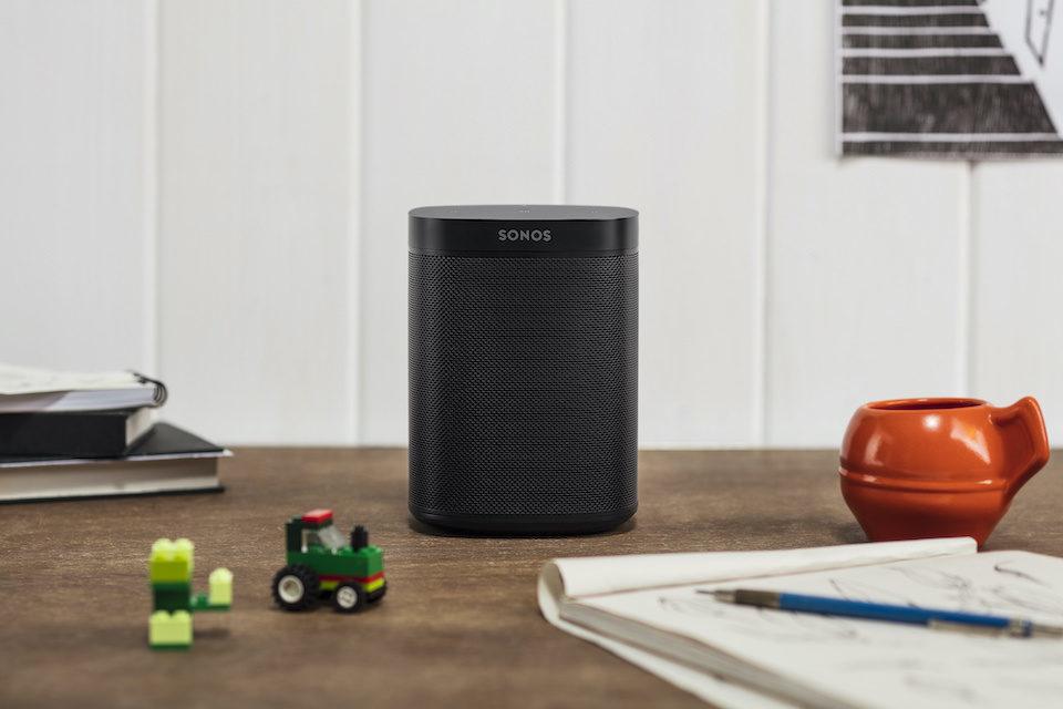Sonos представила новогодние скидки на часть продуктов