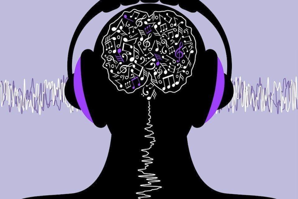 Исследование: вызванный музыкой эмоциональный отклик можно уловить на томограммах мозга