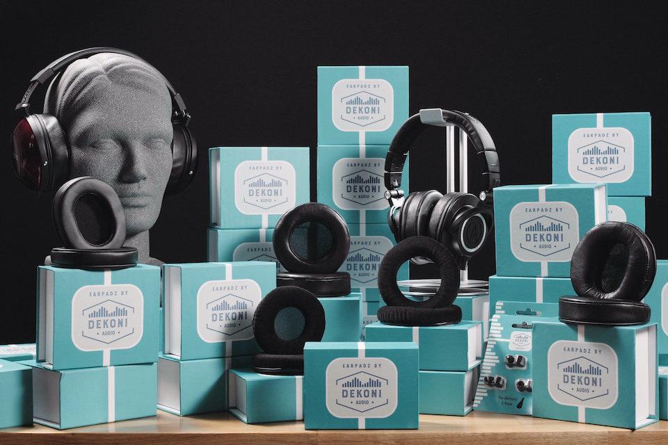 Амбушюры Dekoni Audio для наушников Focal Stellia: мягкая натуральная кожа и «медленная» пена с эффектом памяти