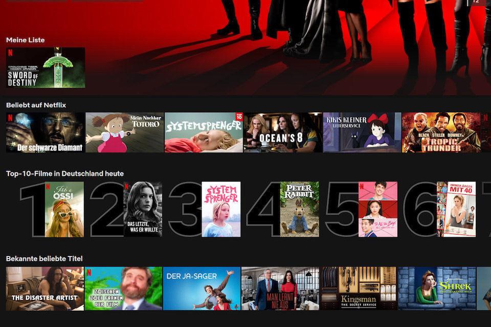 Топ-10 списков воспроизведения Netflix станет доступен для всех пользователей и будет обновляться ежедневно