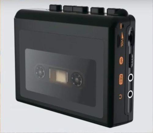 Recording The Masters занялась разработкой портативного кассетного плеера