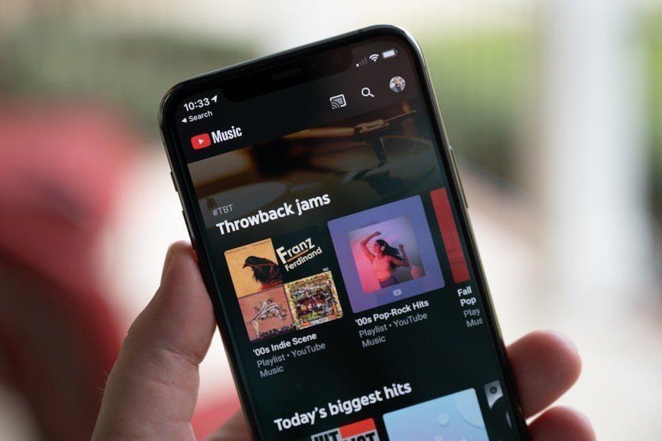 YouTube Music позволит загружать персональные фонотеки в свое облачное хранилище