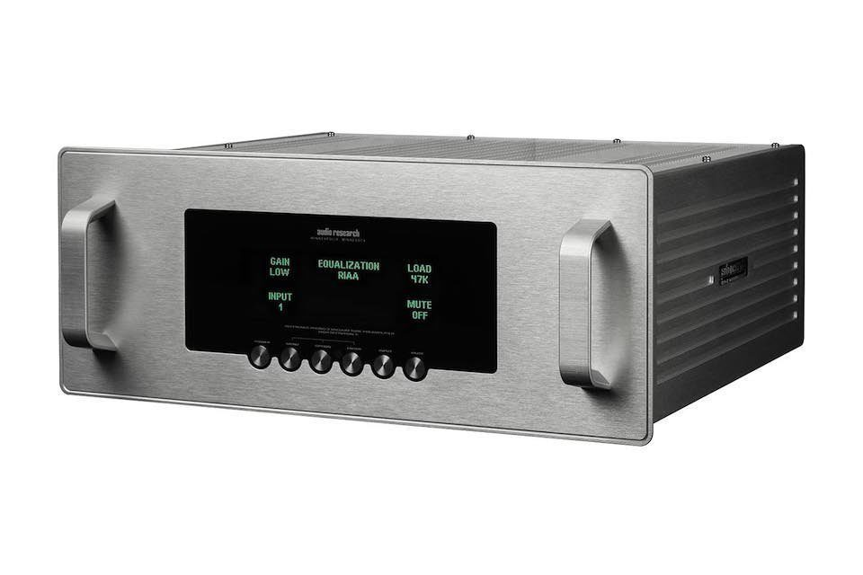 Audio Research обновила фонокорректор REF Phono 3 до версии 3SE