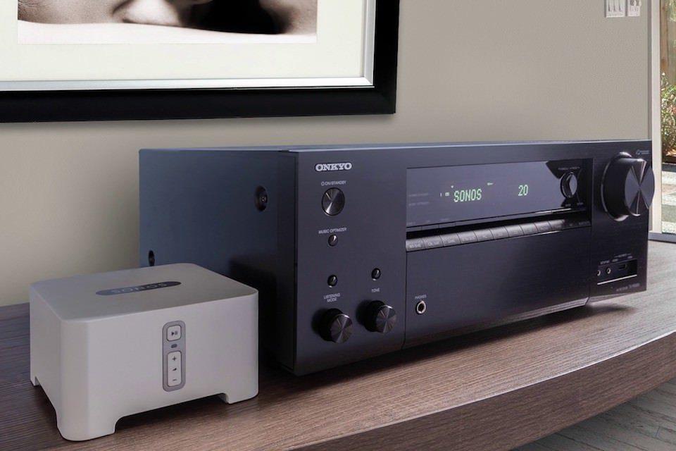 С очередной прошивкой функционал Sonos станет доступен для AV-ресиверов Onkyo, Pioneer Elite и Integra