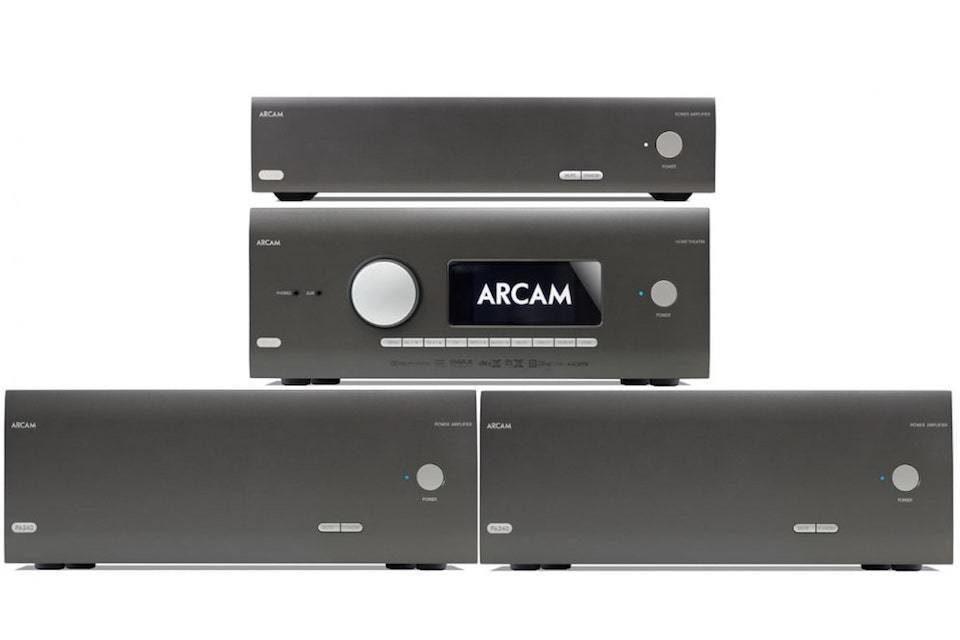Hi-Fi & High End Show 2020: новейшие компоненты Arcam и Mark Levinson с акустикой JBL