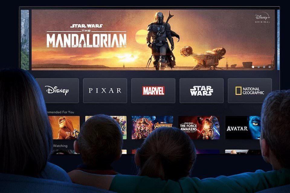 Disney+ ограничит качество видео для соответствия пропускной способности Интернет