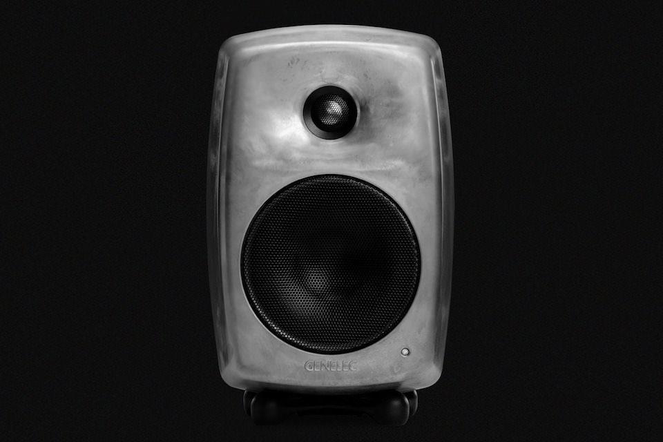 Genelec выпустила акустику в корпусах из необработанного алюминия в качестве эко-инициативы