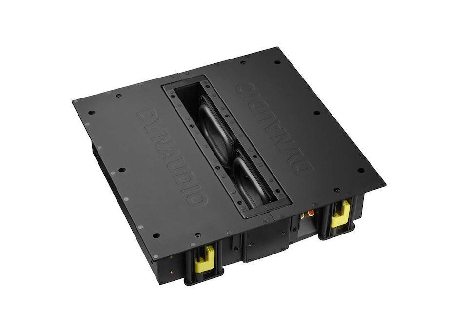 Встраиваемый сабвуфер Dynaudio Sub RCC: универсальный монтаж и система подавления вибраций