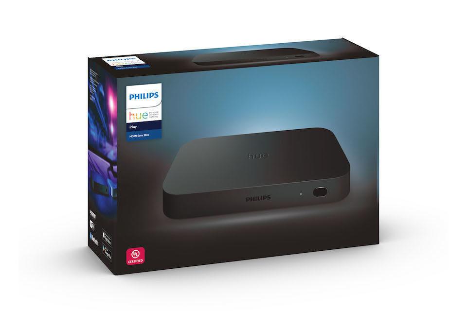ТВ-приставка Philips Hue Play получила поддержку HDR10+ и Dolby Vision