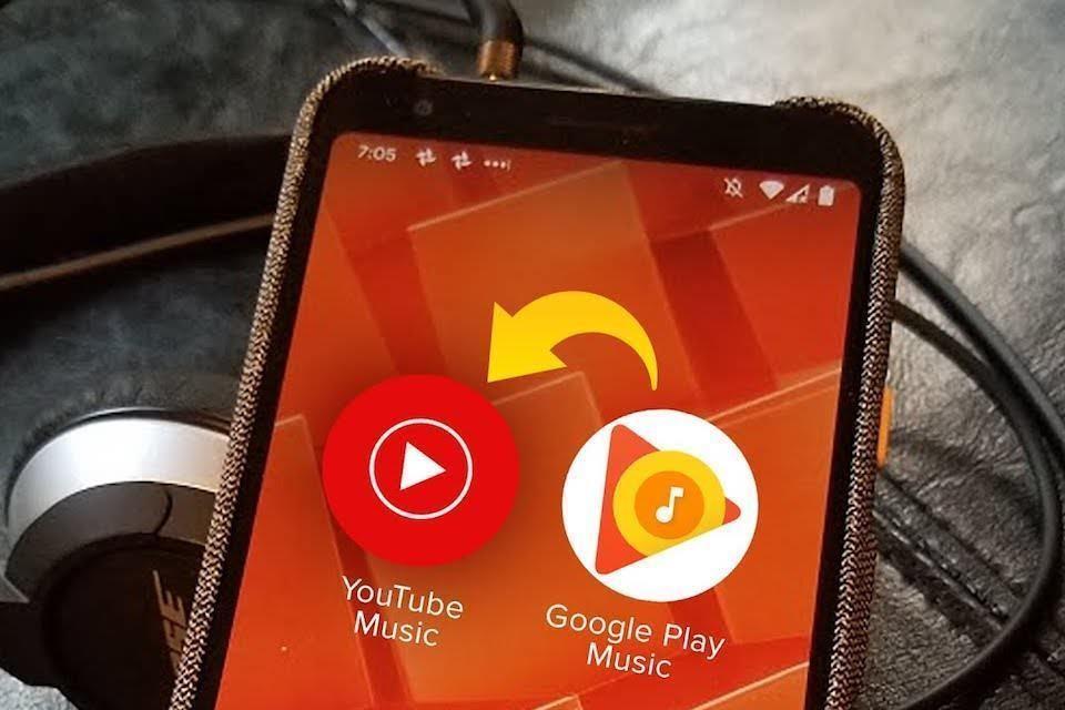 Опубликована инструкция по переносу фонотеки из закрывающегося Google Play Music в YouTube Music