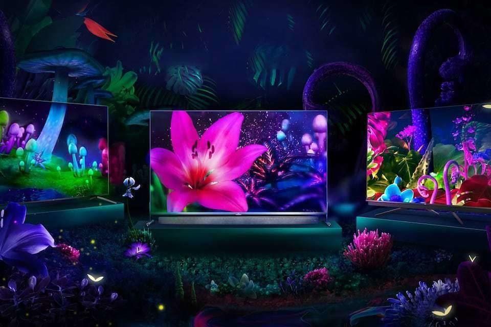 TCL представила в Европе флагманский 8К-телевизор Х915
