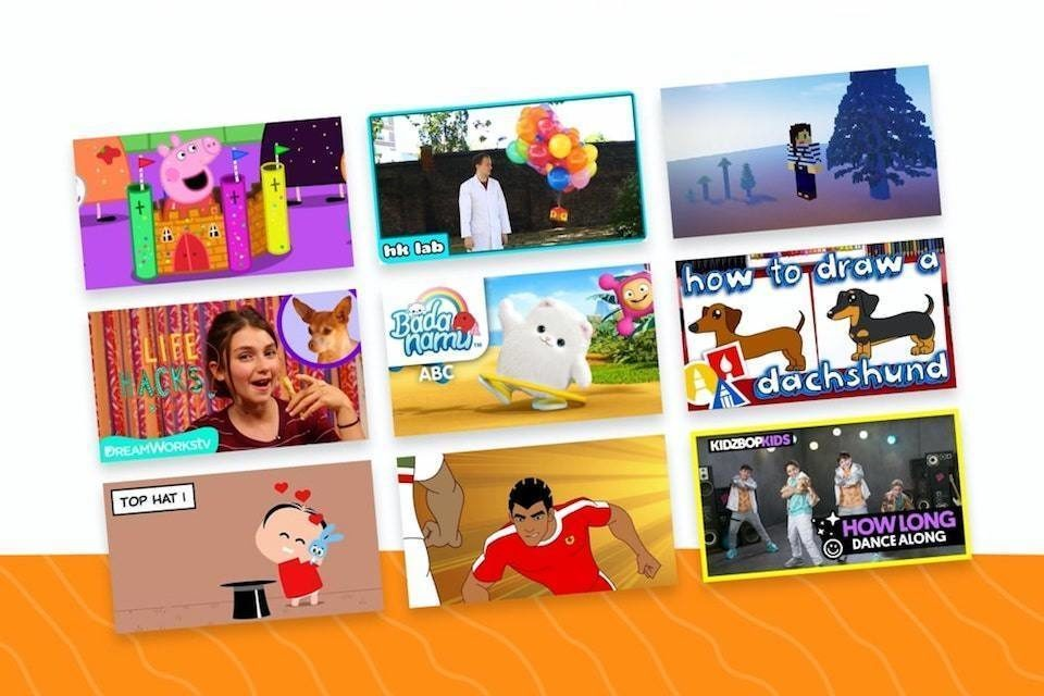 YouTube Kids стал доступен на платформе Apple TV