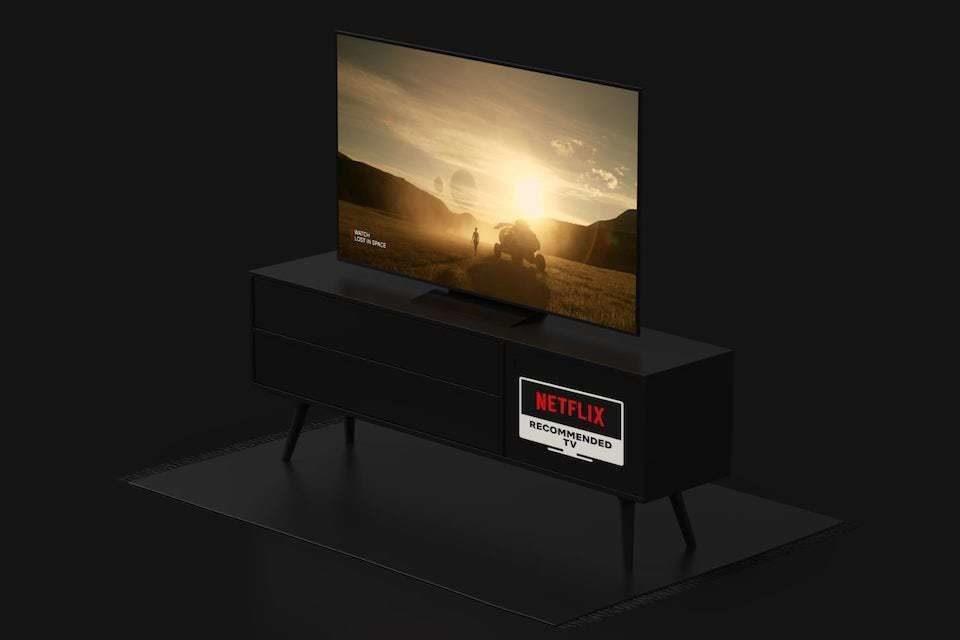Netflix в требования к рекомендуемым телевизорам добавил интерактивные шоу