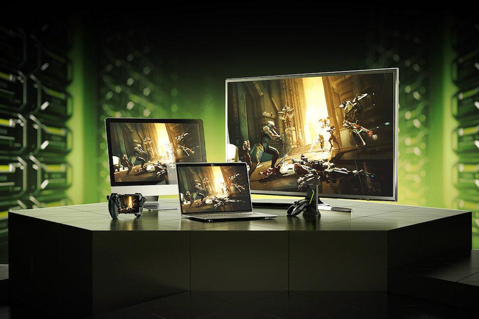 Игры для Nvidia Shield стали доступны на некоторых телевизорах с Android TV