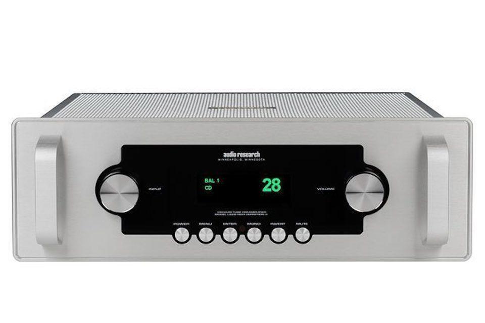 Audio Research представила юбилейную SE-версию предусилителя LS28