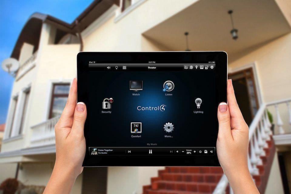 Обновление смарт-платформы Control4 Smart Home OS3: расширенные настройки контроля доступа