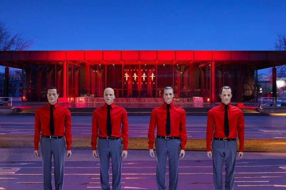 Концерт Kraftwerk «3-D The Catalogue» выйдет в формате Dolby Atmos на Tidal