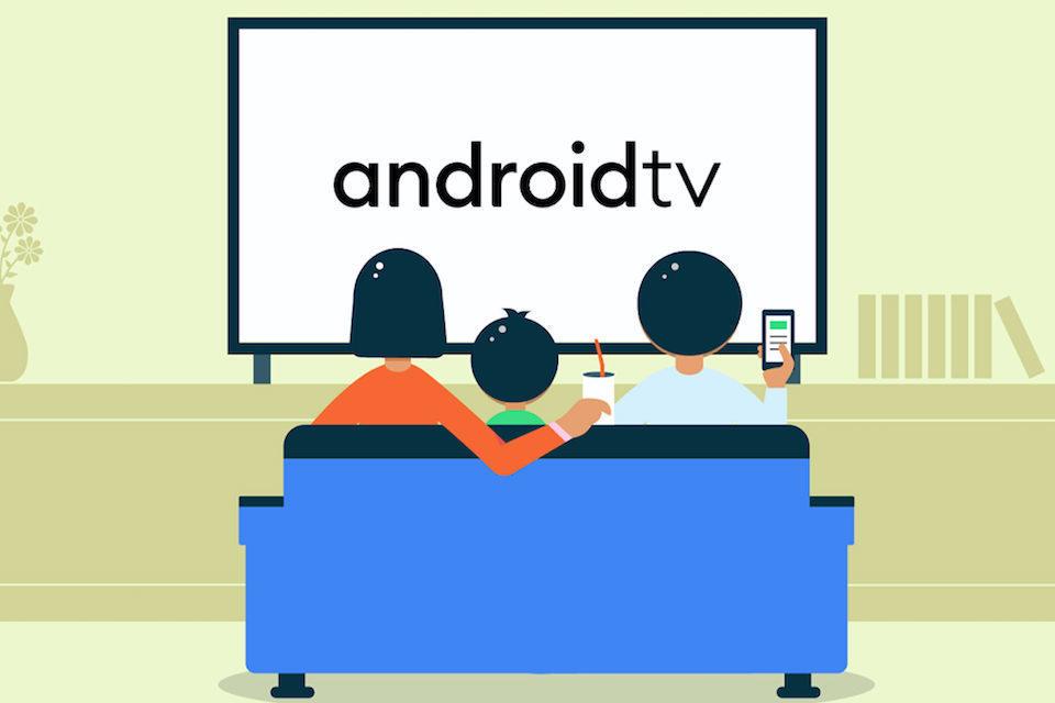 Google выпустила предварительную версию Android TV 11 для разработчиков