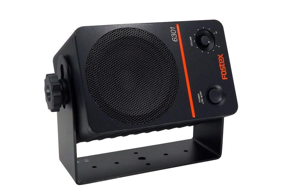 Fostex выпустила новую версию мониторной акустики 6301 с поддержкой цифровой передачи сигнала Dante