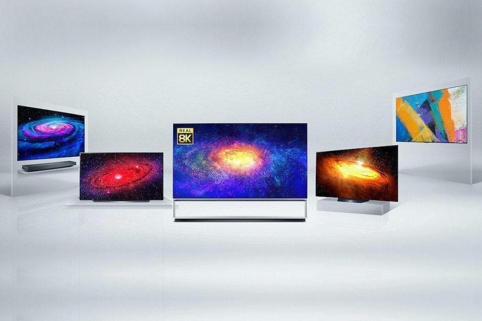 Линейка OLED-телевизоров LG этого года поступила в продажу в России