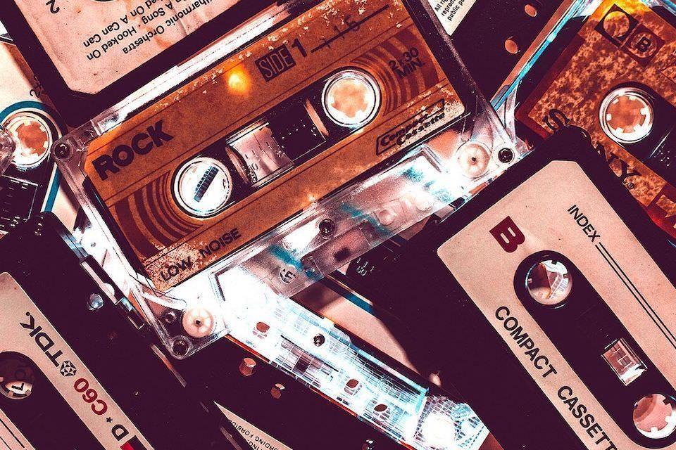 Статистика: за первое полугодие 2020 года в Великобритании купили 65 000 кассет