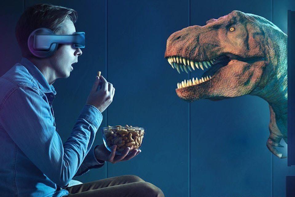 На Kickstarter собрали больше миллиона на выпуск 3D-гарнитуры для кино Cinera Edge