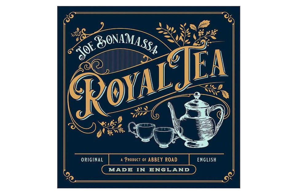 Джо Бонамасса анонсировал студийный альбом «Royal Tea»