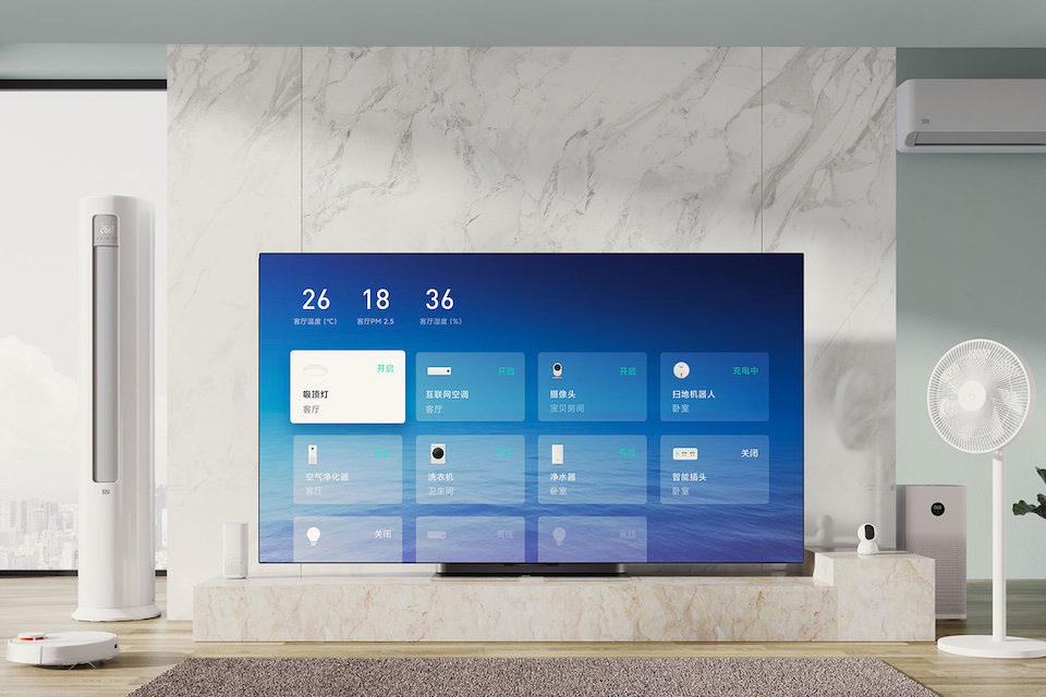 Xiaomi запустила в продажу свой первый OLED-телевизор
