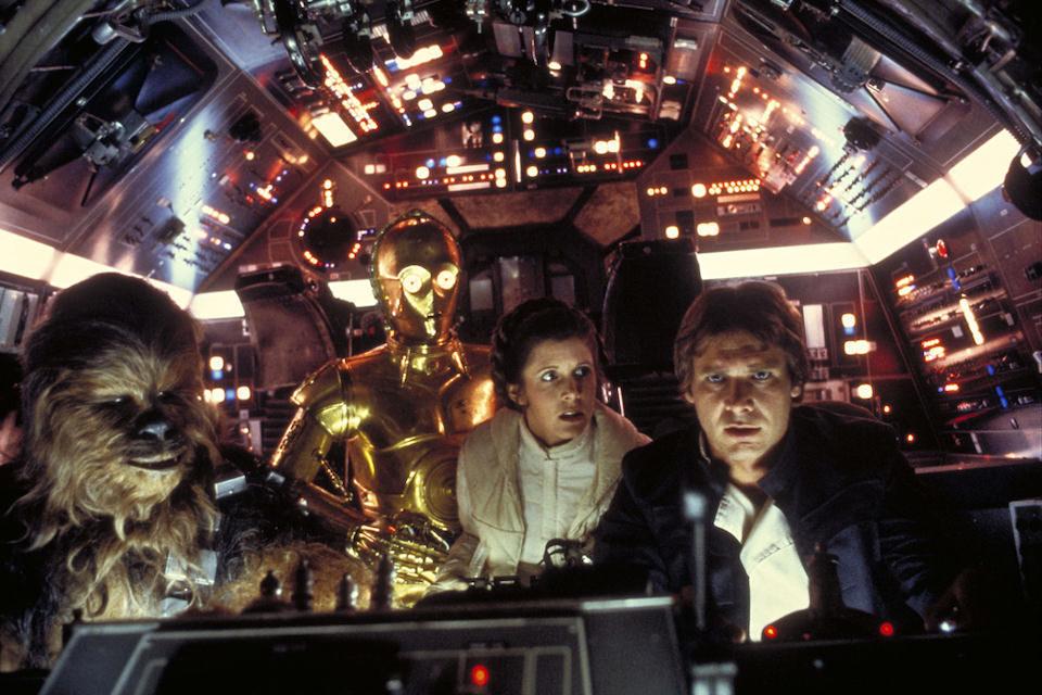 Disney вернулся к идее показать V эпизод Звездных Войн 1980-го года в кинотеатрах
