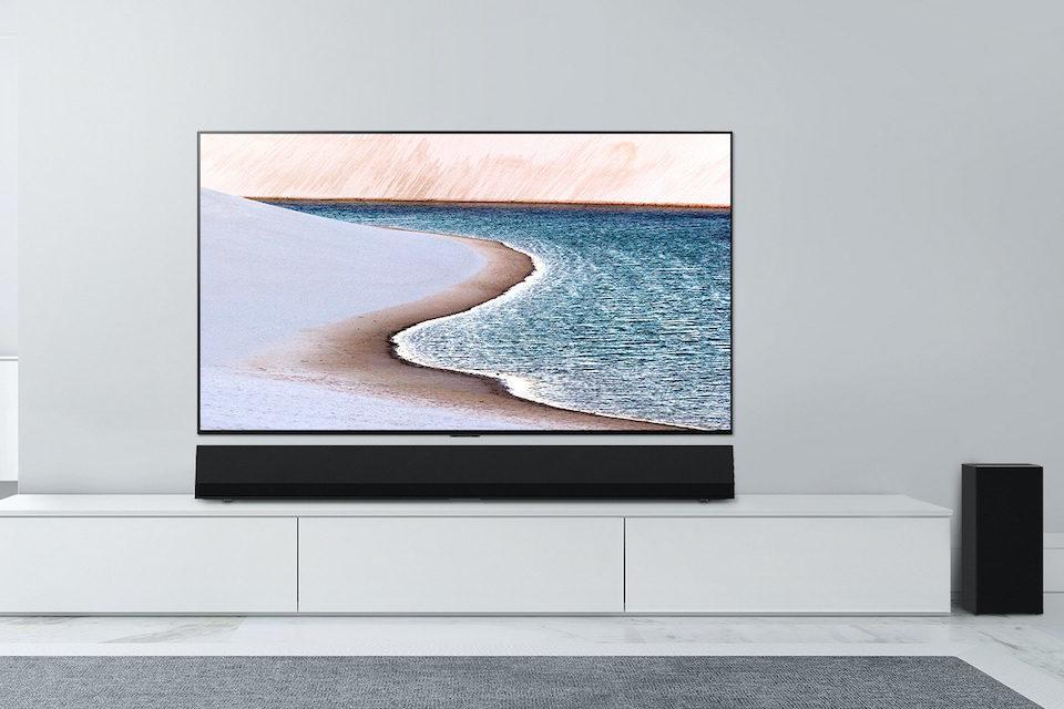 Саундбар LG GX для телевизоров LG GX Gallery: поддержка Hi-Res Audio и функция LG AI Sound Pro