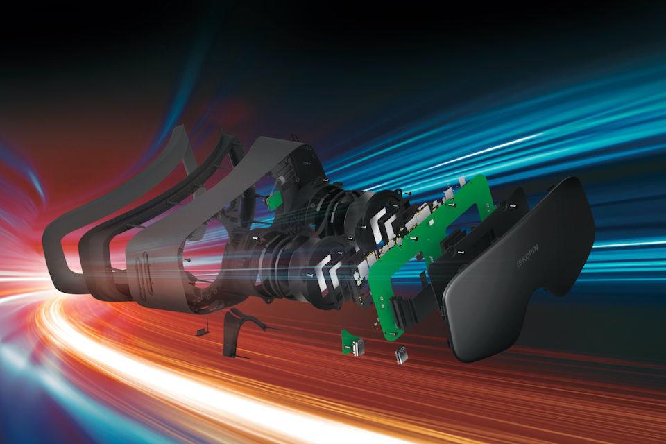 В корпорации Kopin разработали OLED-минидисплей с яркостью 7 000 нит