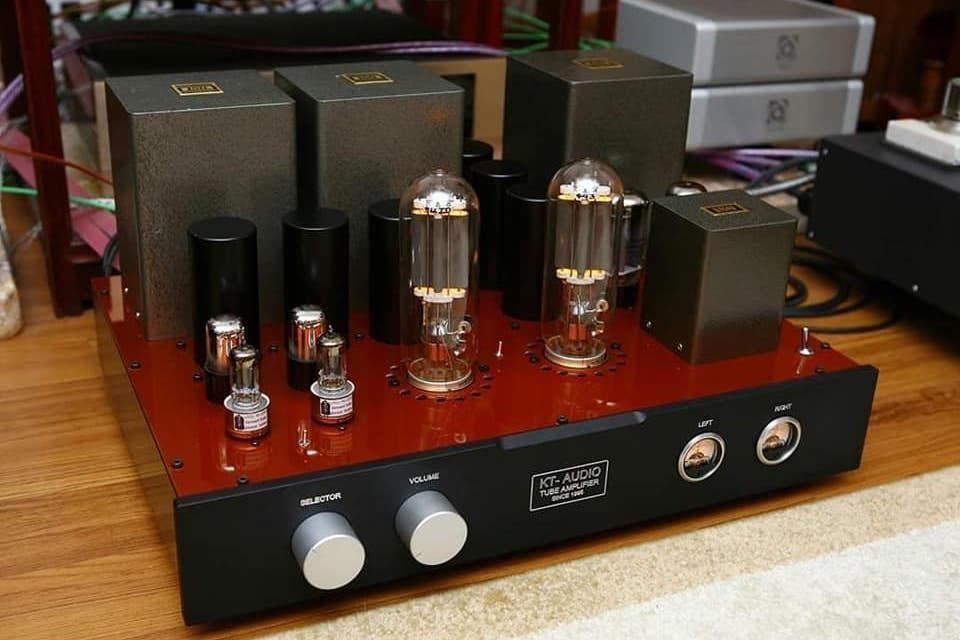 KT Audio пополнила портфолио ламповыми усилителями Orpheus 211P и 211IT