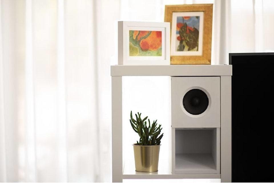 Bluetooth-колонка Reaxt в классическом дизайне представлена на Kickstarter
