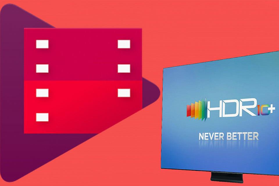 Google Play Movies предложила фильмы в формате HDR10+