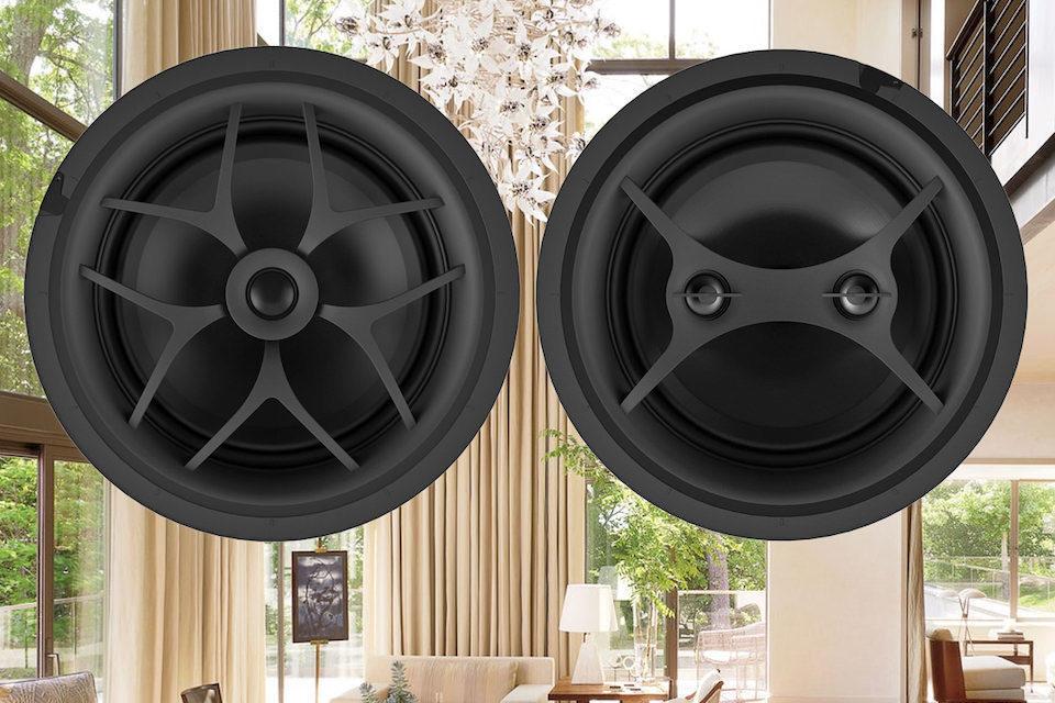 Origin Acoustics выпустила потолочные колонки Directors Collection D101 и D103DT