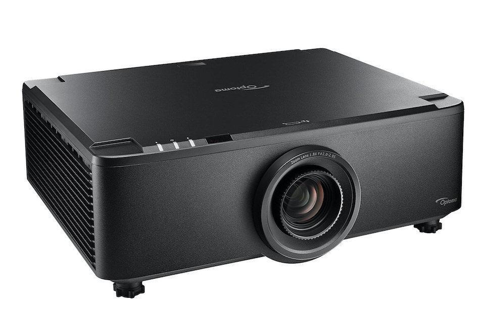 Optoma представила профессиональный проектор ZU720T с подвижным объективом
