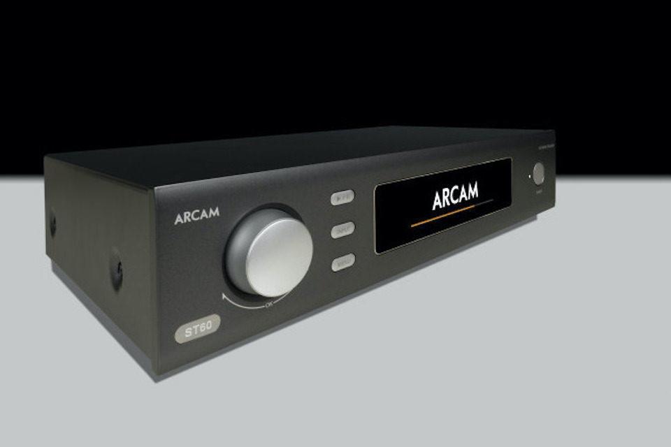 Стример Arcam ST60: встроенный ЦАП, статус Roon ready и поддержка MQA