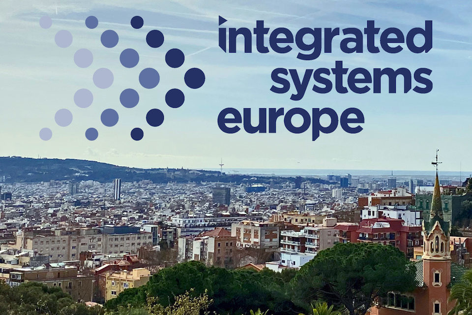 Выставка ISE 2021 перенесена с февраля на июнь