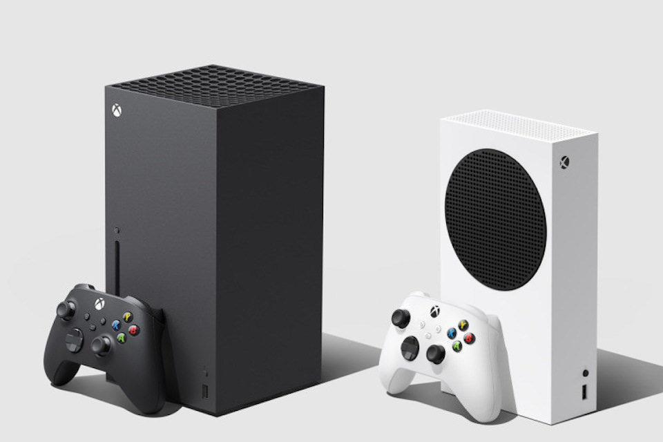 Консоли Xbox Series S и Series X поступят в продажу 10-го ноября