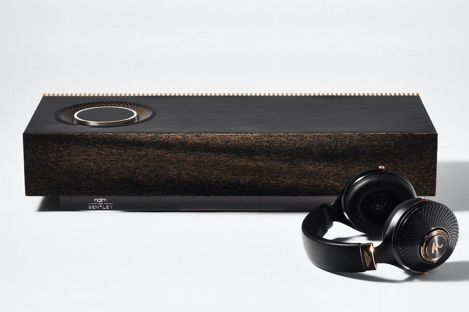 Bentley, Focal и Naim представили наушники Radiance и спецверсию музыкальной системы Mu-so