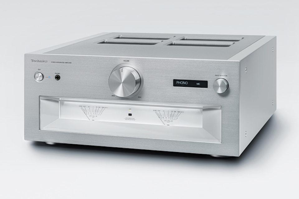 Technics представила цифровой интегральный усилитель референсного класса SU-R1000